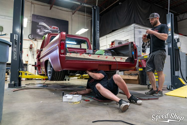 70 Ford F100 - Build Photos-588