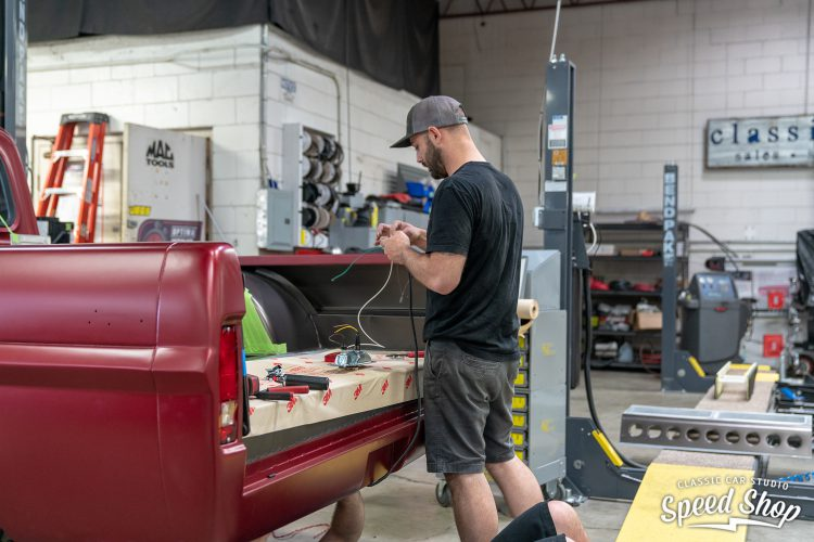 70 Ford F100 - Build Photos-589