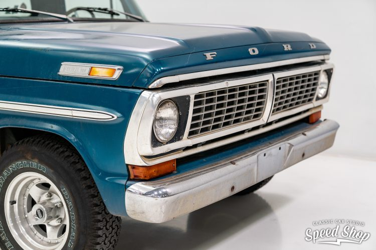 70 Ford F100 - Build Photos-6