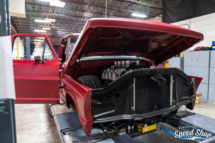 70 Ford F100 - Build Photos-617