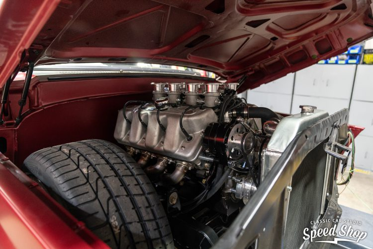 70 Ford F100 - Build Photos-618