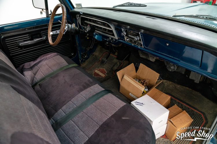 70 Ford F100 - Build Photos-8