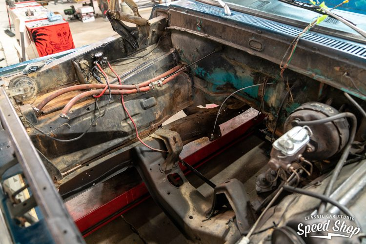 70 Ford F100 - Build Photos-81