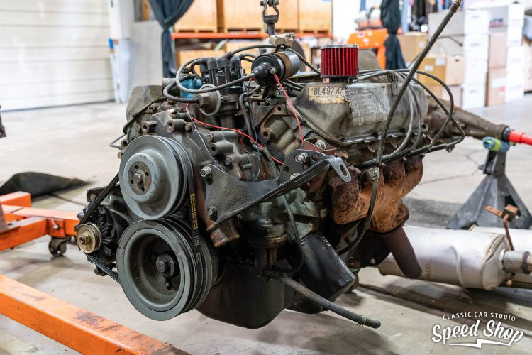 70 Ford F100 - Build Photos-83