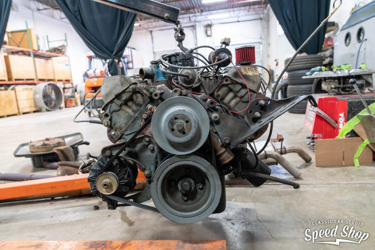 70 Ford F100 - Build Photos-84
