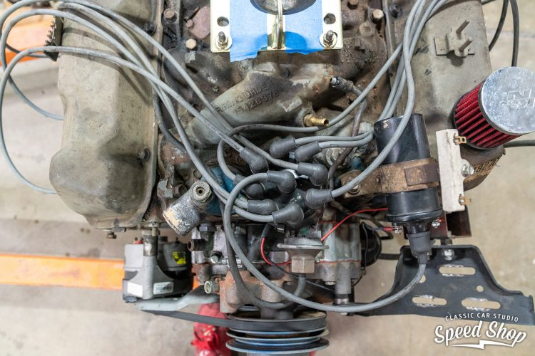 70 Ford F100 - Build Photos-86