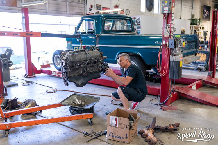 70 Ford F100 - Build Photos-90