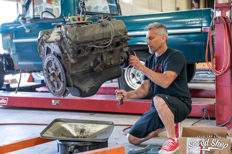 70 Ford F100 - Build Photos-91