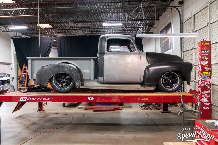 53 Chevy-Build Photos-1