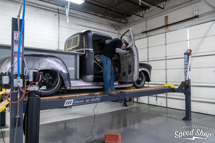 53 Chevy-Build Photos-140