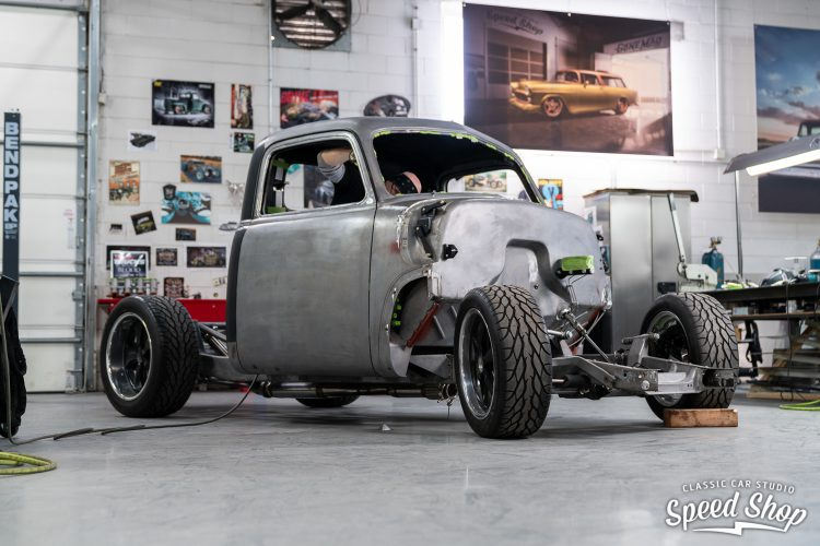 53 Chevy-Build Photos-180