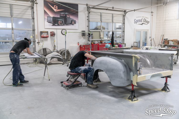 53 Chevy-Build Photos-186