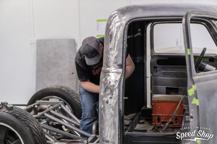 53 Chevy-Build Photos-197