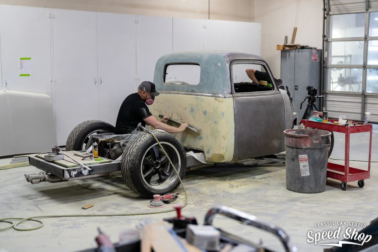 53 Chevy-Build Photos-199