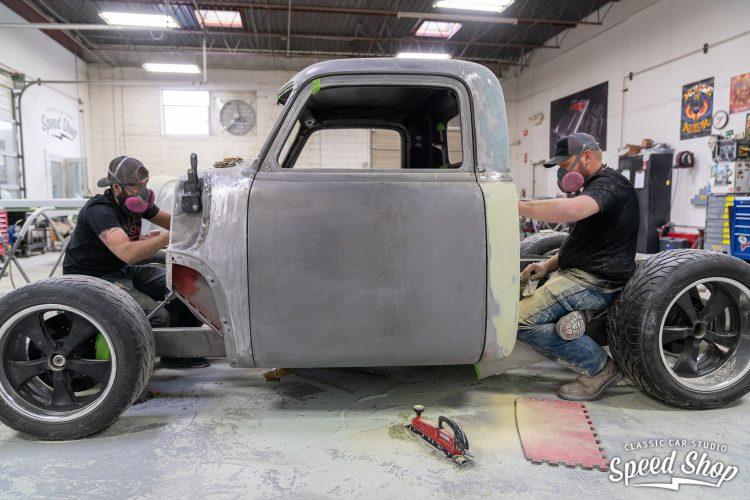 53 Chevy-Build Photos-206