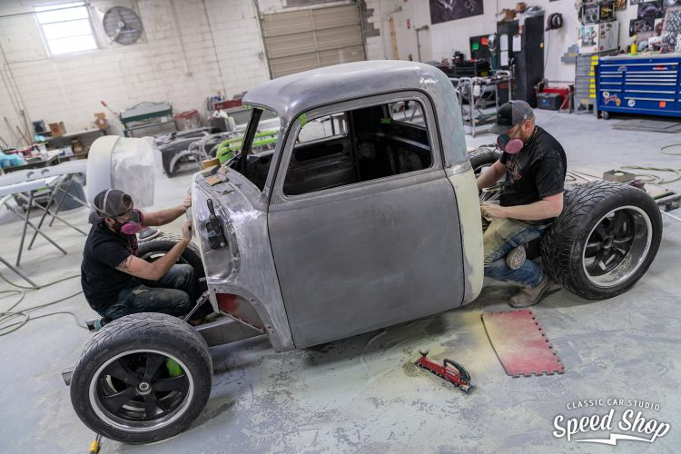 53 Chevy-Build Photos-207