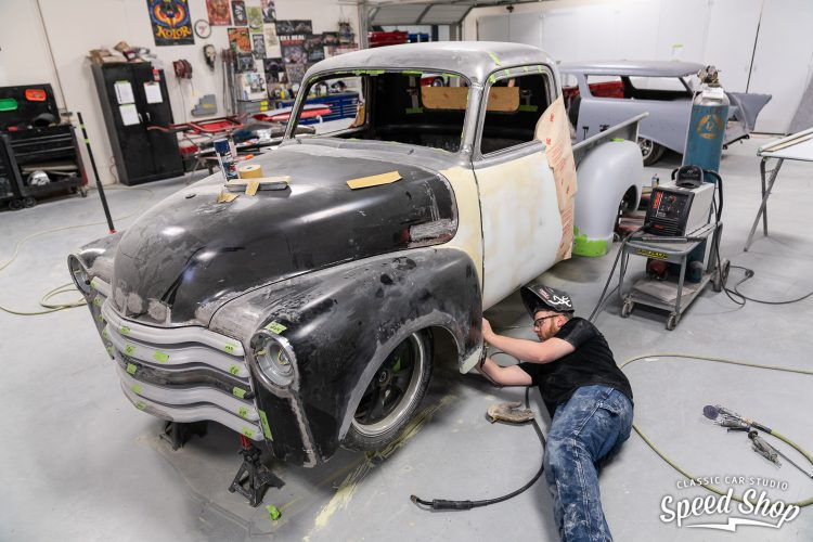 53 Chevy-Build Photos-210
