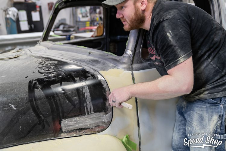 53 Chevy-Build Photos-218