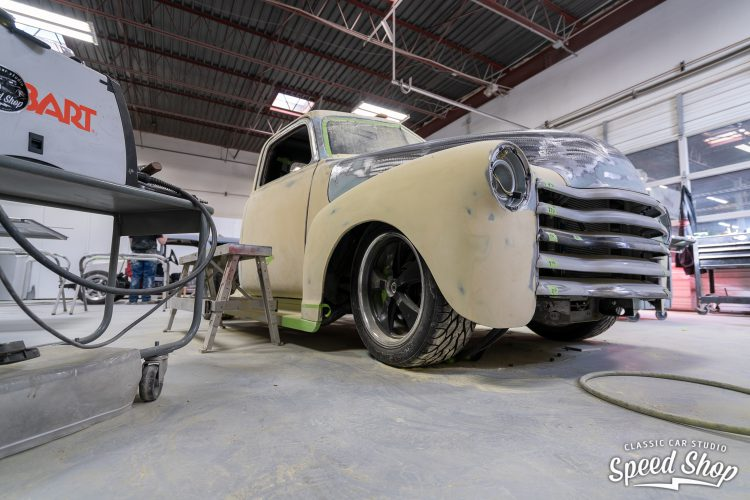 53 Chevy-Build Photos-226