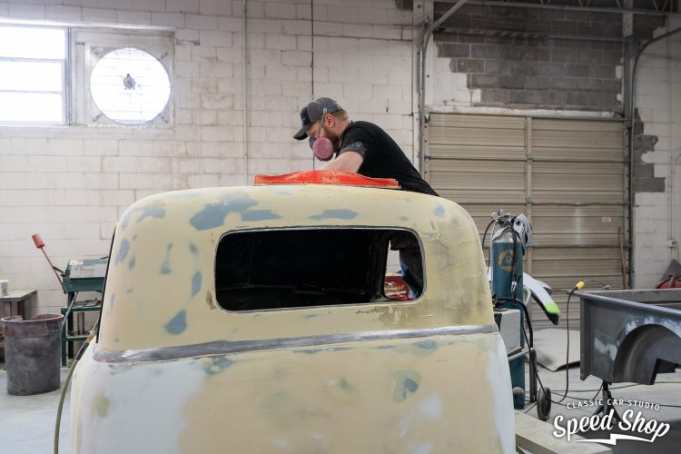 53 Chevy-Build Photos-231