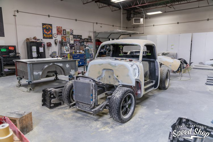 53 Chevy-Build Photos-245