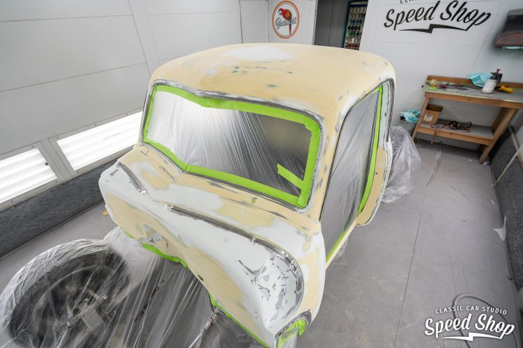 53 Chevy-Build Photos-253