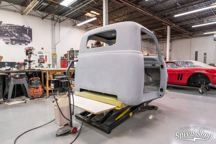 53 Chevy-Build Photos-326