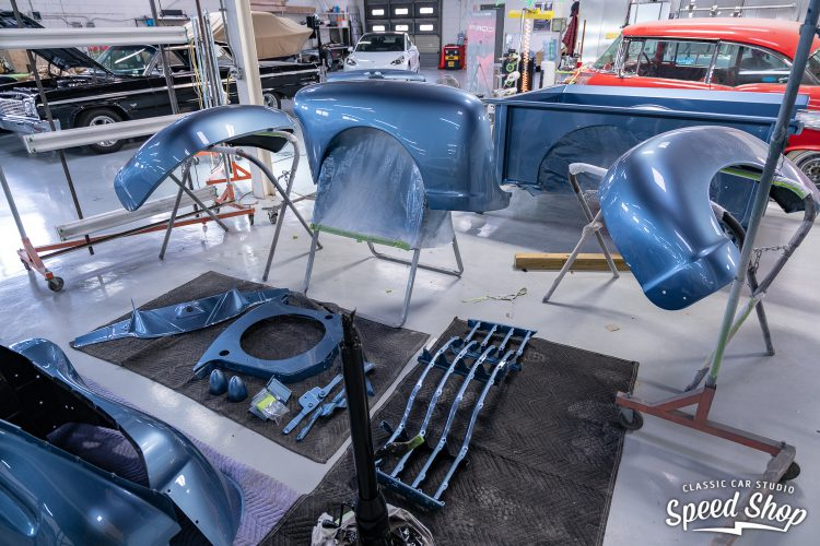 53 Chevy-Build Photos-448