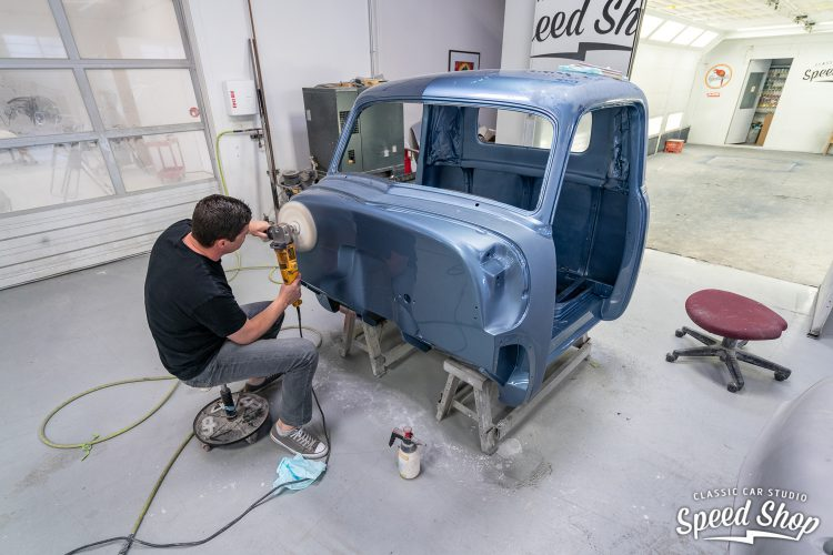 53 Chevy-Build Photos-485