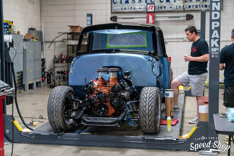53 Chevy-Build Photos-495