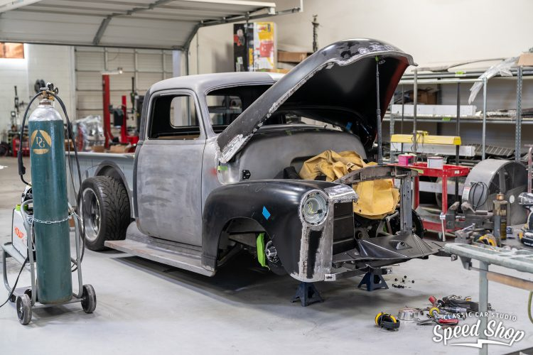53 Chevy-Build Photos-90