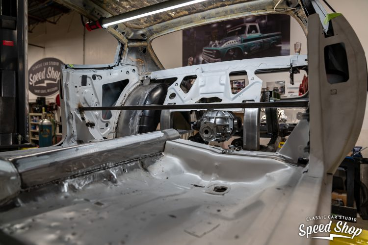71 Chevelle - Build Photos-131