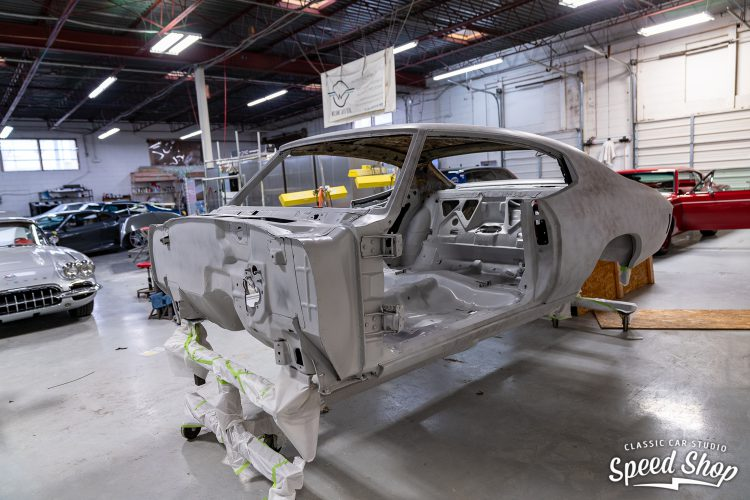 71 Chevelle - Build Photos-2