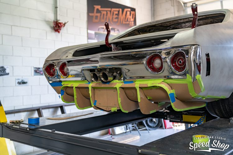 71 Chevelle - Build Photos-262