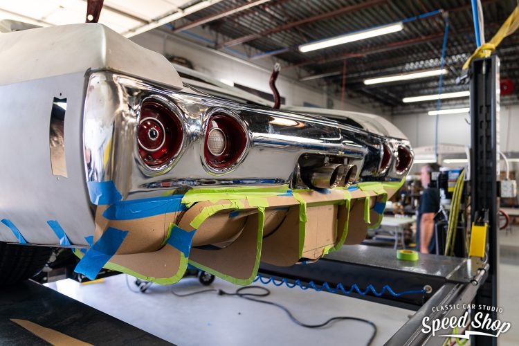 71 Chevelle - Build Photos-263