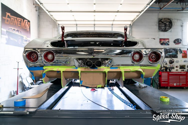 71 Chevelle - Build Photos-264