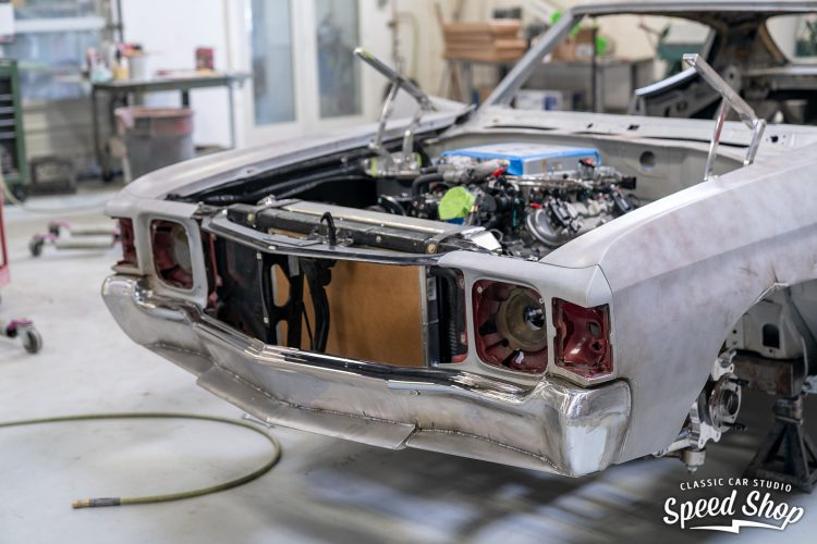 71 Chevelle - Build Photos-280