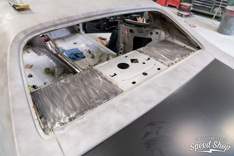 71 Chevelle - Build Photos-282