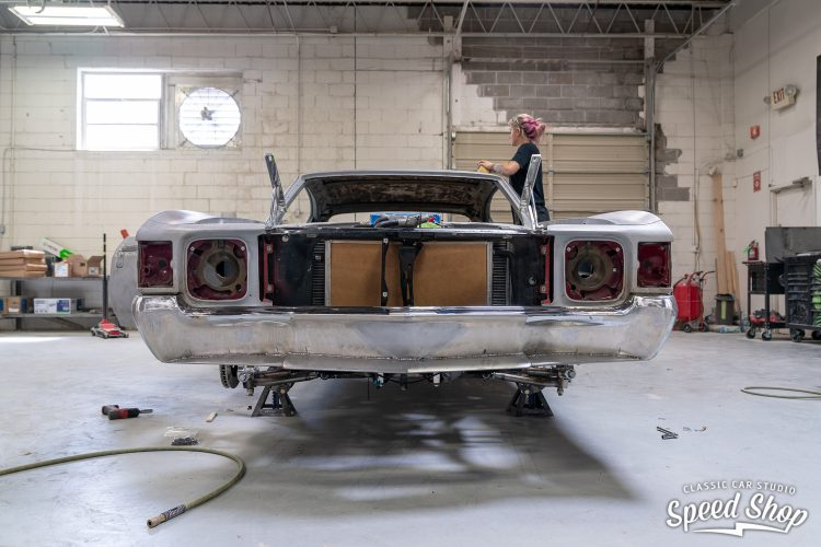 71 Chevelle - Build Photos-299