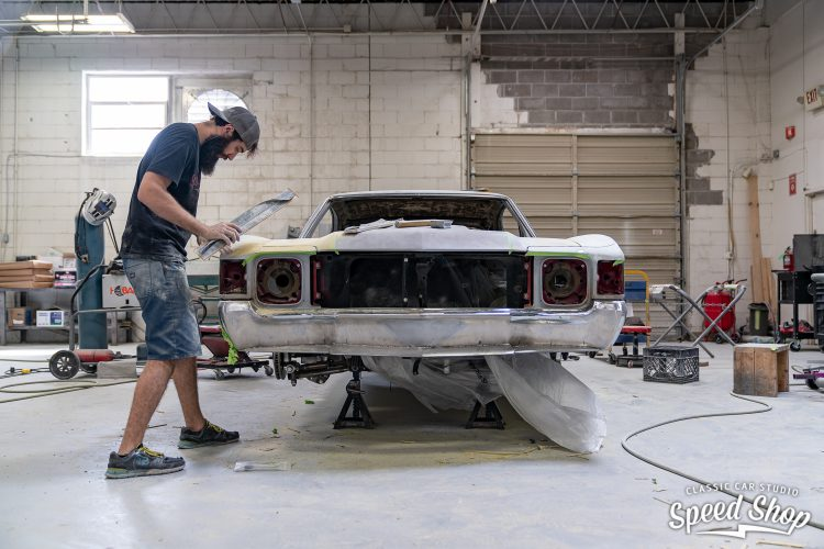 71 Chevelle - Build Photos-311