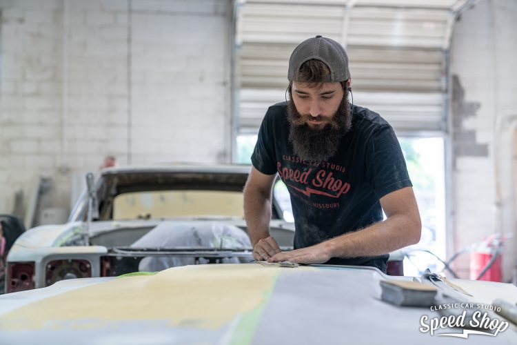 71 Chevelle - Build Photos-328