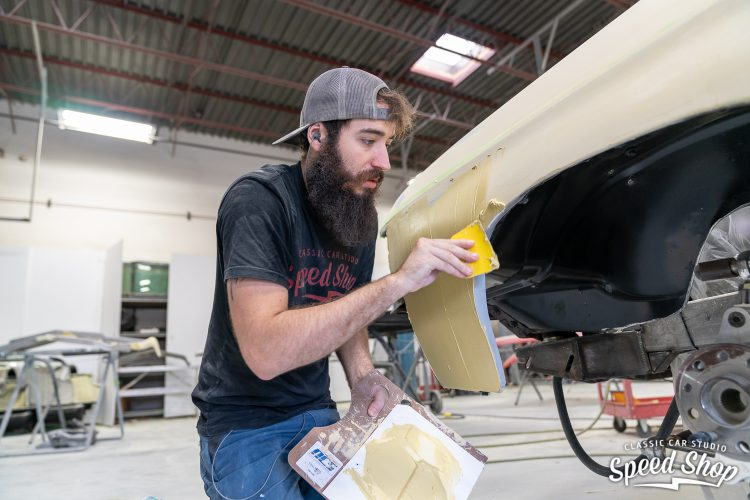71 Chevelle - Build Photos-346