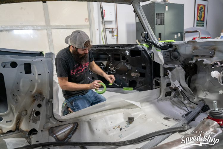 71 Chevelle - Build Photos-350
