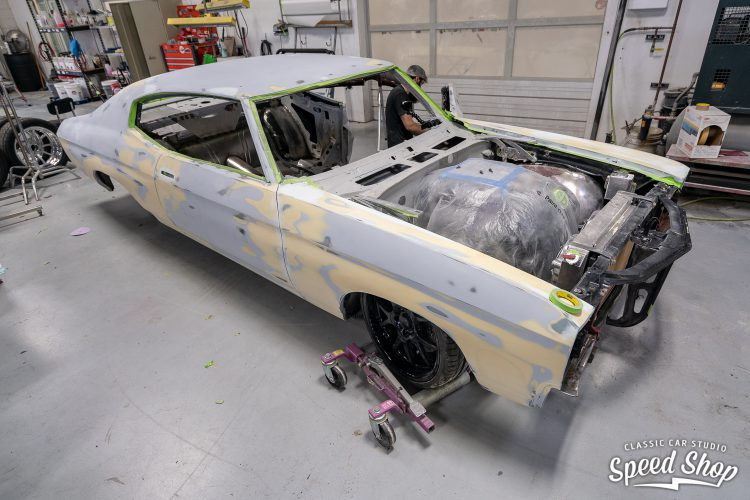 71 Chevelle - Build Photos-352