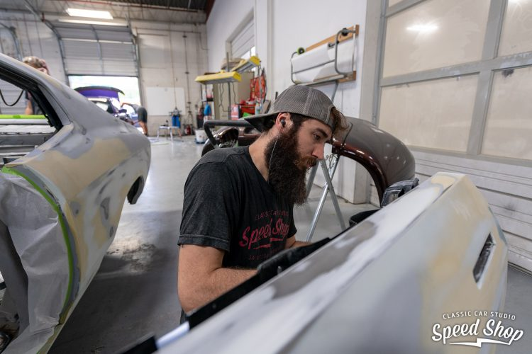 71 Chevelle - Build Photos-354