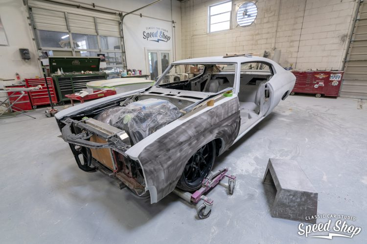 71 Chevelle - Build Photos-357