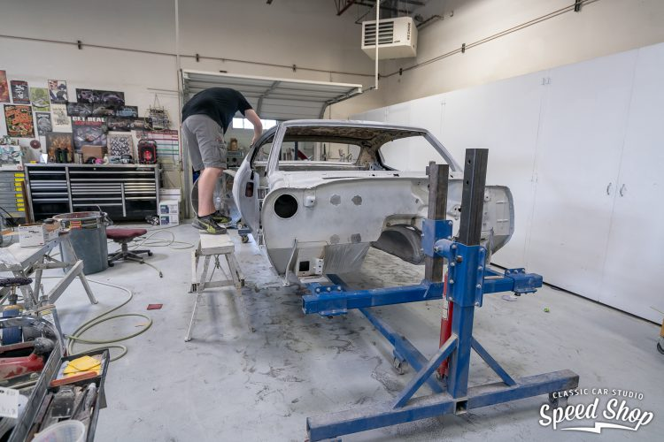71 Chevelle - Build Photos-359