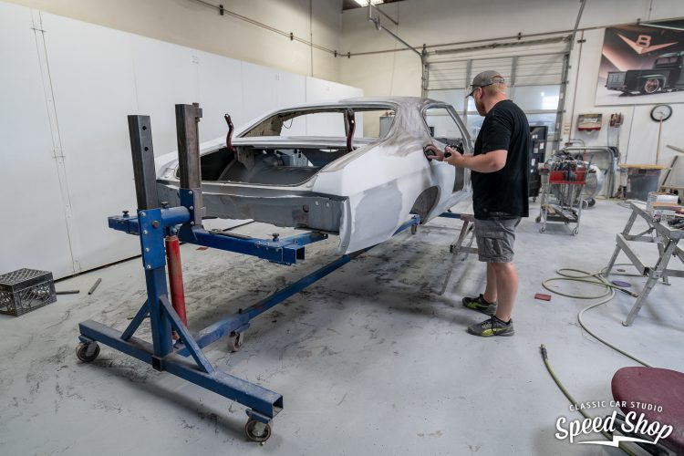 71 Chevelle - Build Photos-361