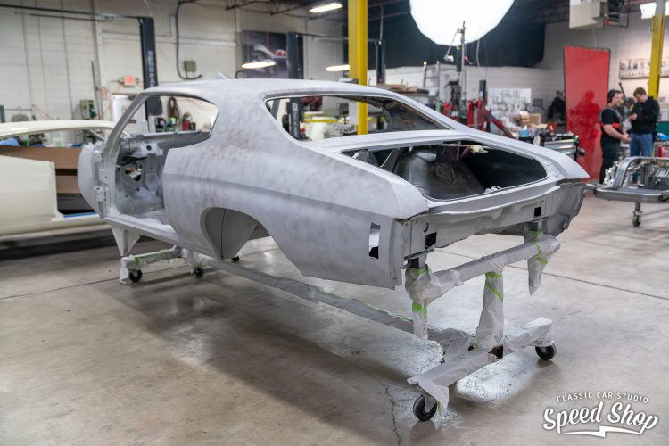 71 Chevelle - Build Photos-37
