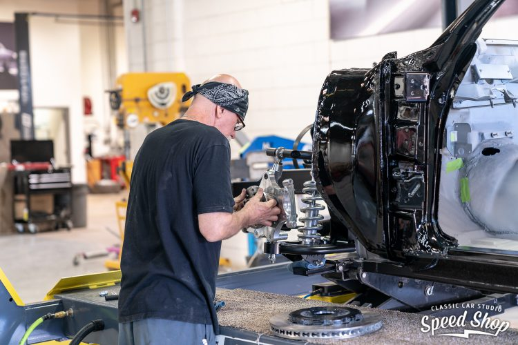 71 Chevelle - Build Photos-378